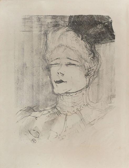 , 'Jeanne Granier,' 1898, Ronin Gallery