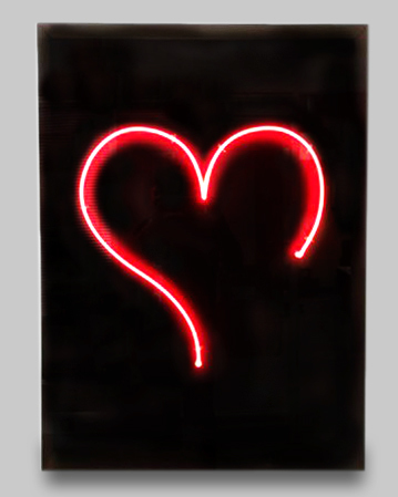 , 'Big Heart,' 2013, Galerie de Bellefeuille