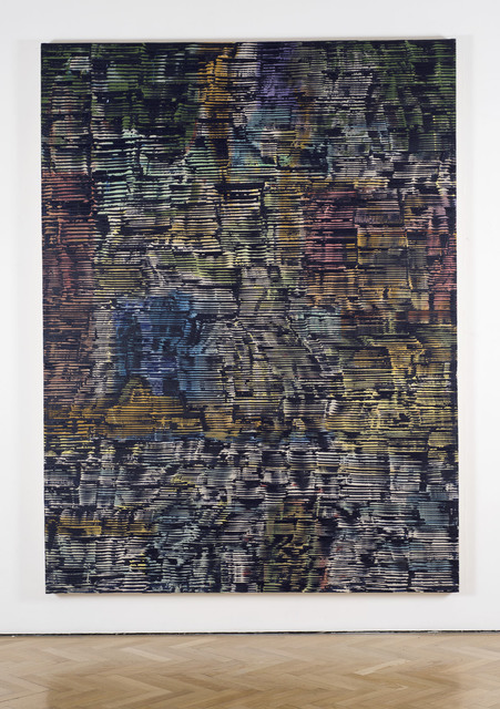 , 'CCATG,' 1995, Vigo Gallery
