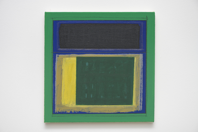 Günter Tuzina, 'Untitled (G.K.)', 2015, Painting, Acrylic, oil and crayon on canvas, Slewe Gallery