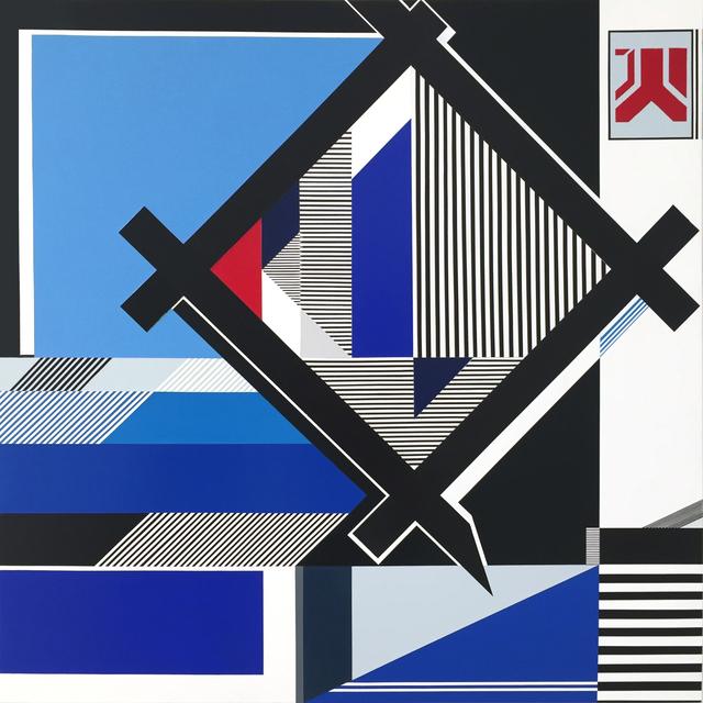 , 'Infinite Edge,' 2017, 10 West Gallery