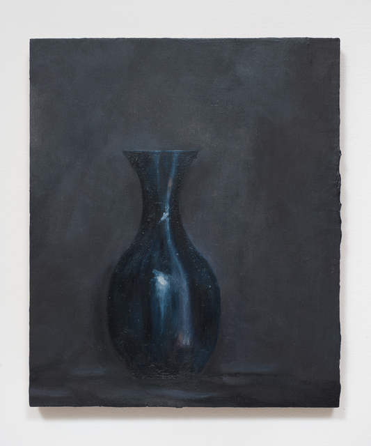 , 'The Vessels (a clear glass vase spray painted and painted again),' 2011-2014, Susanne Vielmetter Los Angeles Projects