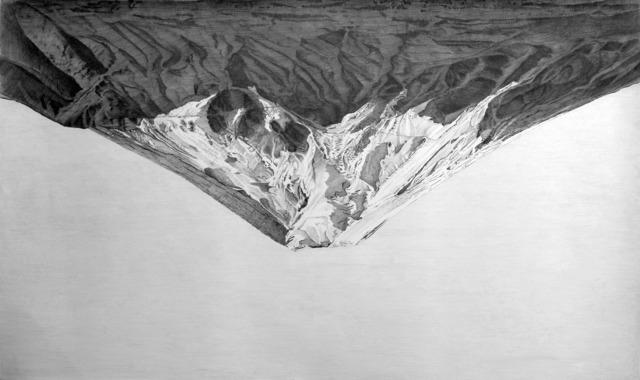, 'Peak Damavand,' 2014, Lawrie Shabibi