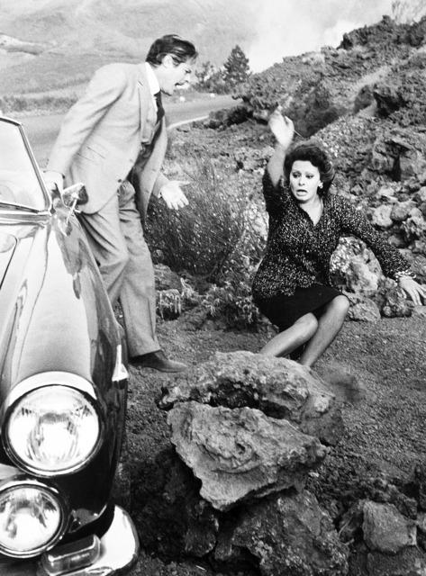 Tazio Secchiaroli, 'Sophia Loren e Marcello Mastroianni', ca. 1970, Photography, Vintage gelatin silver print., Il Ponte