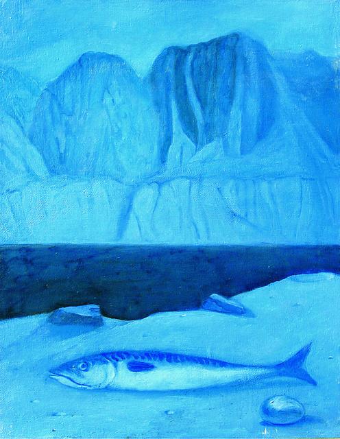 , 'Still-Life on the Origin of the World,' 2001, Aspan Gallery