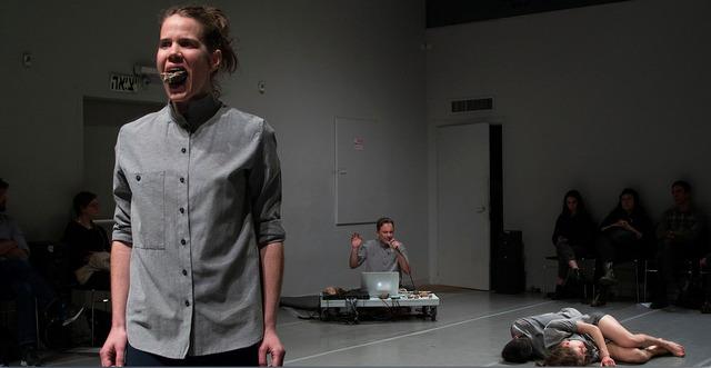 , 'The Burnt Room,' 2016-2017, Center for Contemporary Art - Tel Aviv