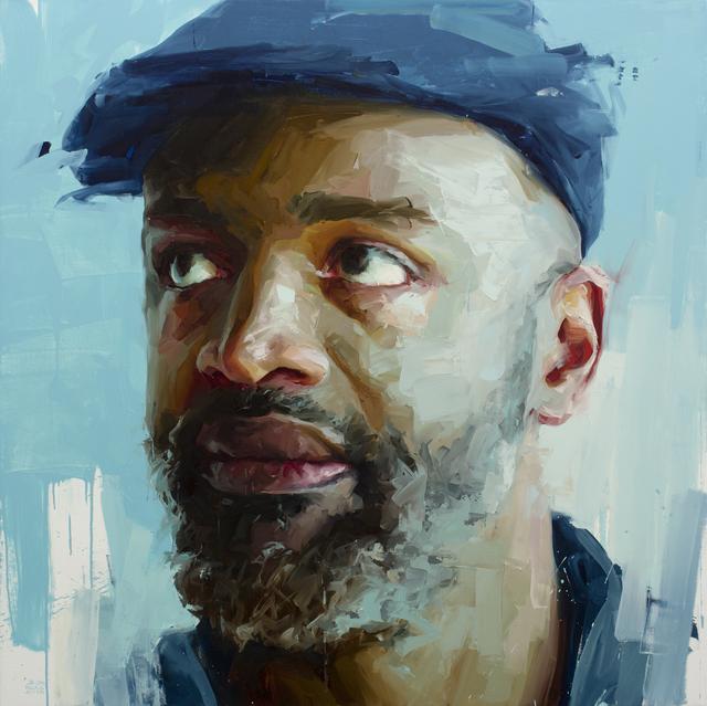 , 'Epaul Julien,' 2018, LeMieux Galleries