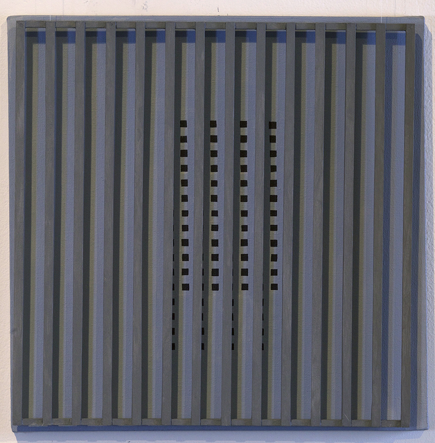 , 'Gray Motion,' 1995, Berry Campbell Gallery
