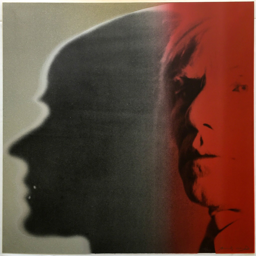 Andy Warhol The Shadow (F&S II. 267) From The Myths Portfolio