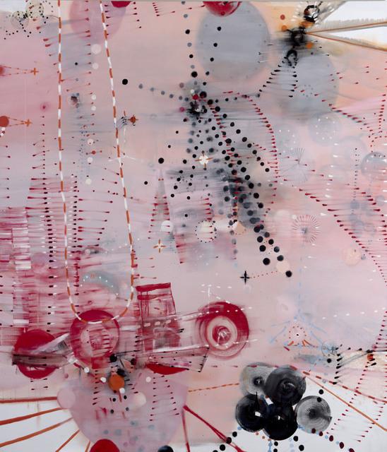 Virginia Verran, 'Pink Painting (speed 777)', 1997, Arusha Gallery