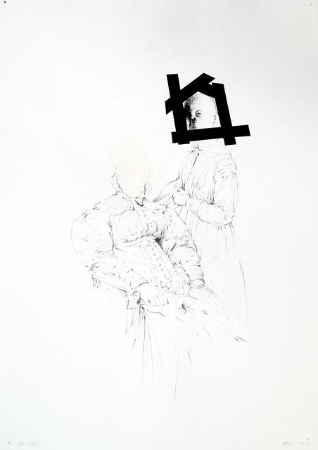 , 'Aristocrazia Nera IV,' 2015, MLF | MARIE-LAURE FLEISCH