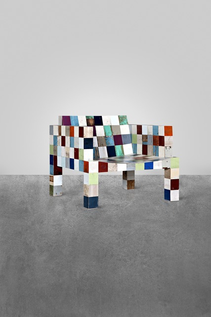 , 'No. 32 Waste-Waste 80 x 80 Armchair,' 2013, Chamber