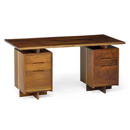 Double Pedestal Desk, New Hope, PA