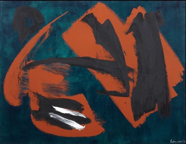 , '45K,' 1974, Galerie Diane de Polignac & Chazournes