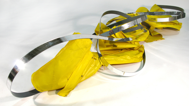 , 'Mirror and Yellow,' 2011, CARDI GALLERY