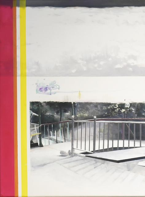 , 'Late blossom spring ,' 2018, Yuan Ru Gallery