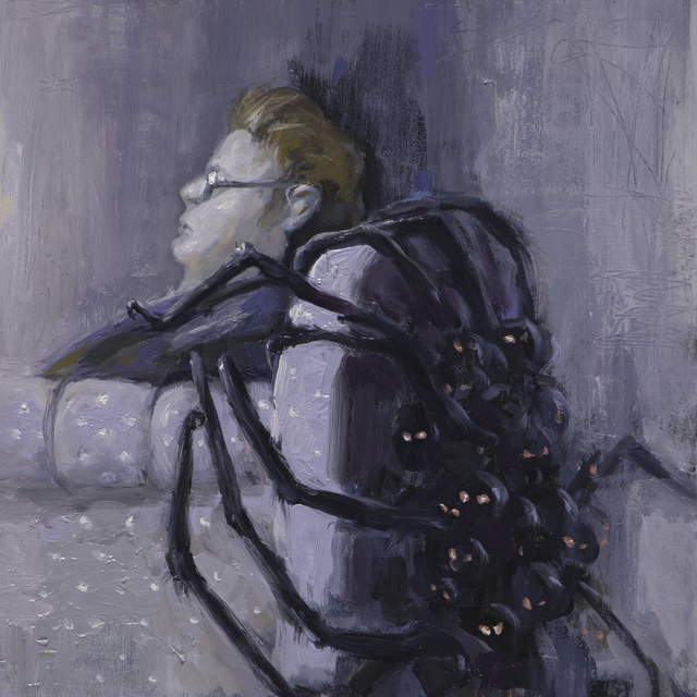 , 'Midnight TV,' 2018, Abend Gallery