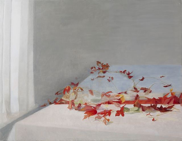, 'Heron's Vermilion ,' 2008, Purdy Hicks Gallery