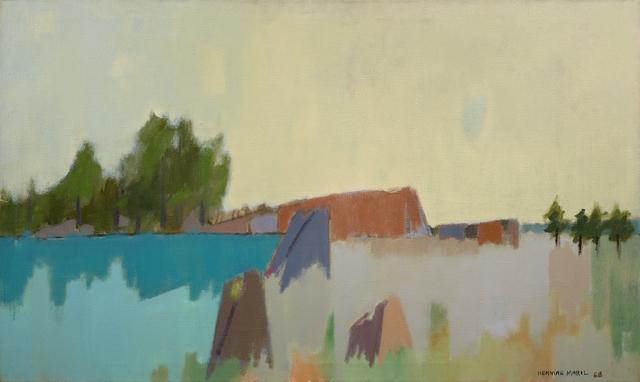, 'Horizontal Passage,' 1968, Debra Force Fine Art
