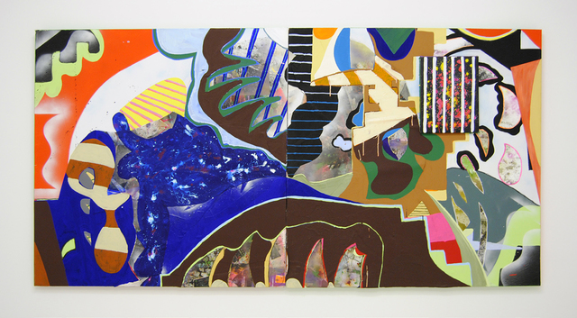 , 'Up Against Nature,' 2016, Romer Young Gallery