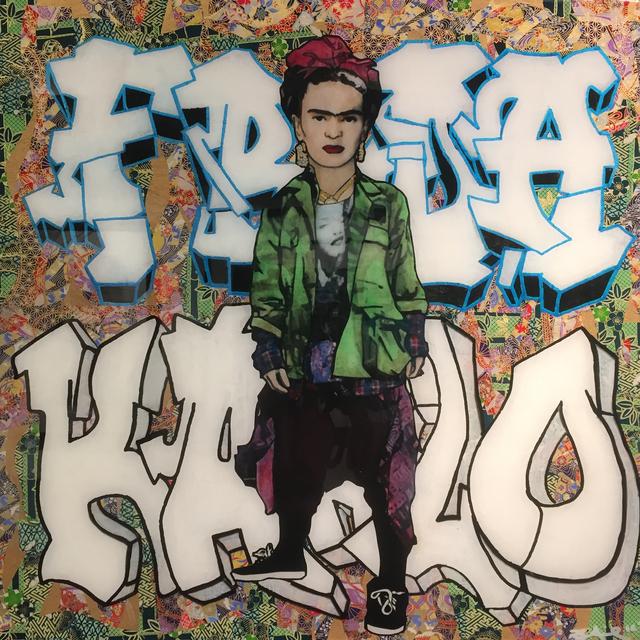 , 'Frida,' 2016, Mouche Gallery