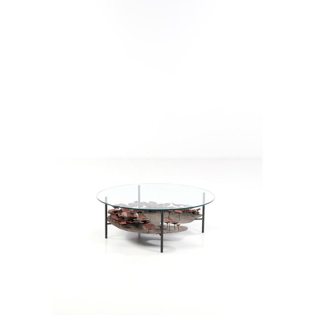 "Silas Seandel, 'Model ""Mushroom"" - Coffee Table', circa 1970, PIASA"
