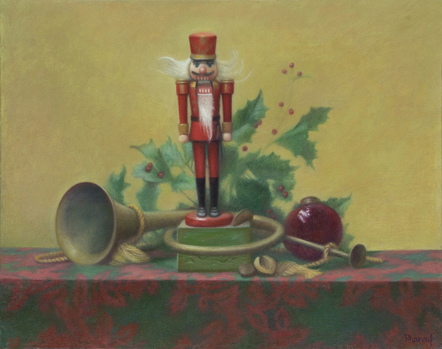 , 'The Nutcracker,' 2016, The Guild of Boston Artists