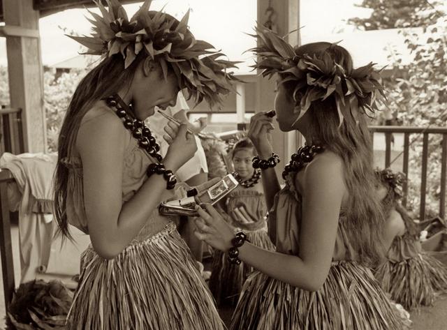 , 'Kauai Girls,' , Tiffany's Art Agency