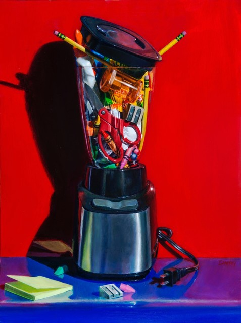 , 'Blender,' 2016, Cavalier Galleries