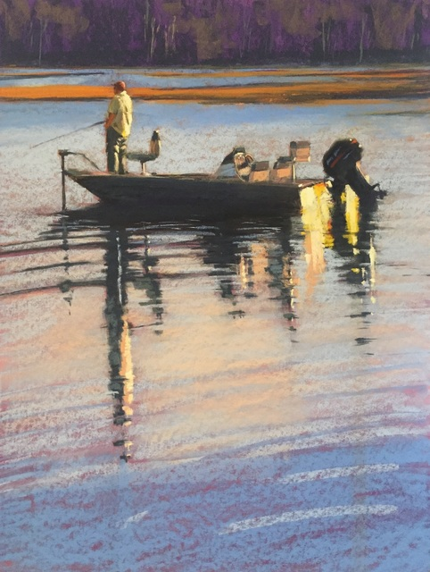 , 'Afternoon Fishing,' , Copley Society of Art
