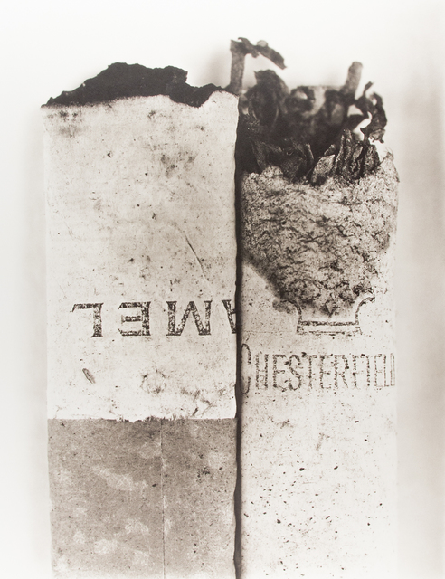 , 'Cigarette No. 37,' New York-1972, Pace/MacGill Gallery