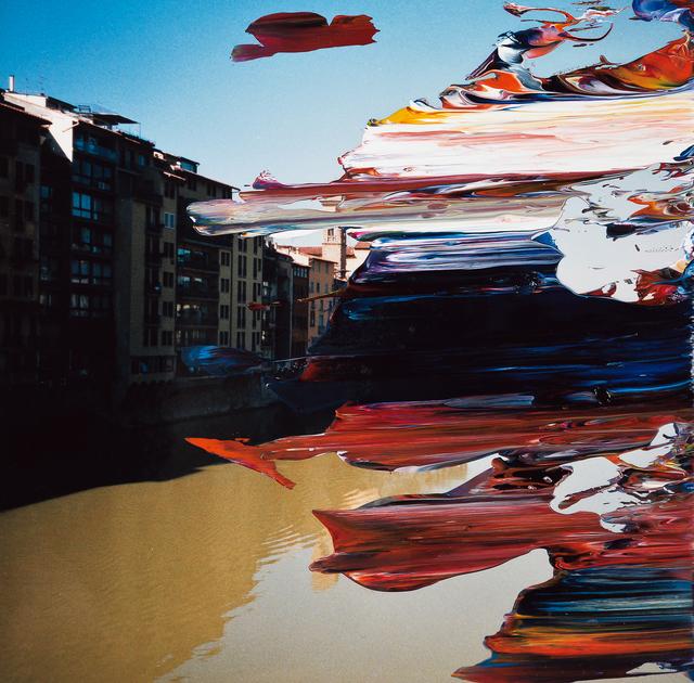 Gerhard Richter, 'Firenze (86/99)', 2000, Seoul Auction