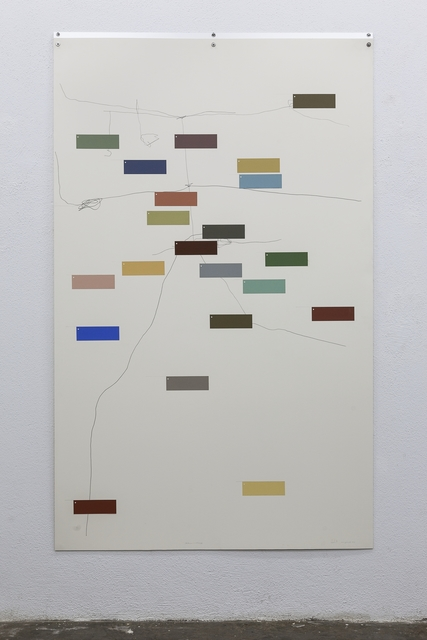 ", '""HERBARIUM (madrid) nº 6"",' 2014, Galería Juana de Aizpuru"