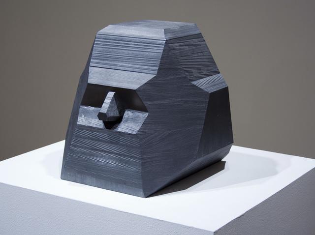 , 'Tête de Victor-Lévy Beaulieu,' 2014, Galerie Laroche/Joncas