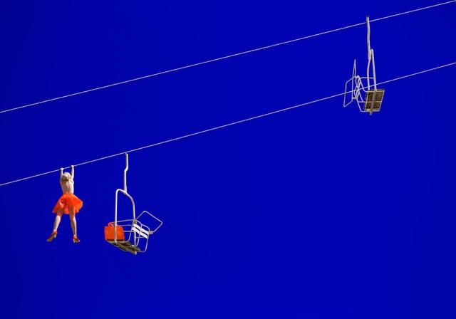, 'Chairs,' 2017, Markowicz Fine Art