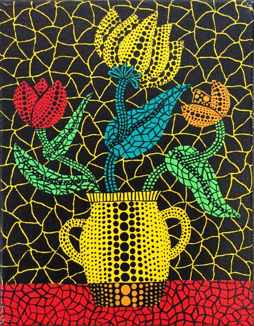 , 'Flowers,' 1996, SAKURADO FINE ARTS