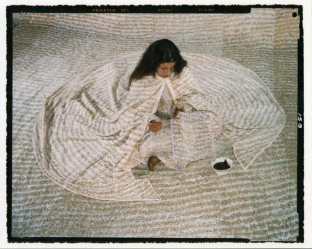 , 'Converging Territories #9,' 2003, Leila Heller Gallery