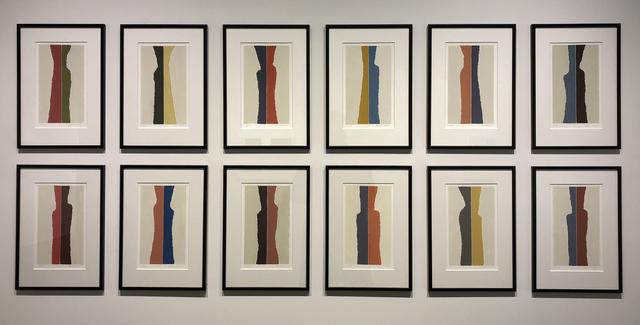 , 'Civitella Ranieri Drawings,' 2012, Elizabeth Harris Gallery