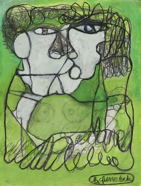 , 'La Pierre Tendre,' 2015, Cavin-Morris Gallery