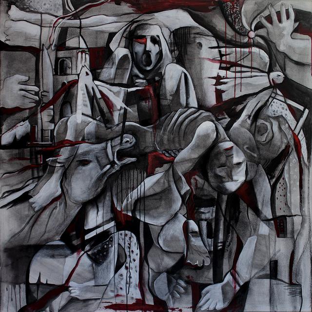 , 'Ethics of War: 1915,' , Art Acacia