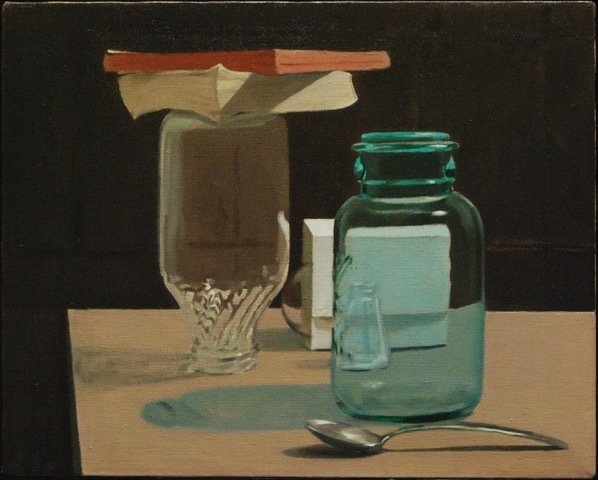 , 'Jars and Books,' , Zenith Gallery