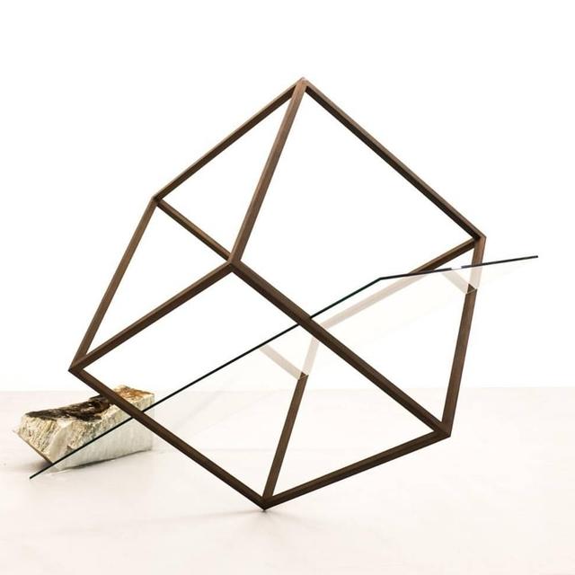 Túlio Pinto, 'Linha de Terra #9 (Glass)', 2017, Gallery Nosco