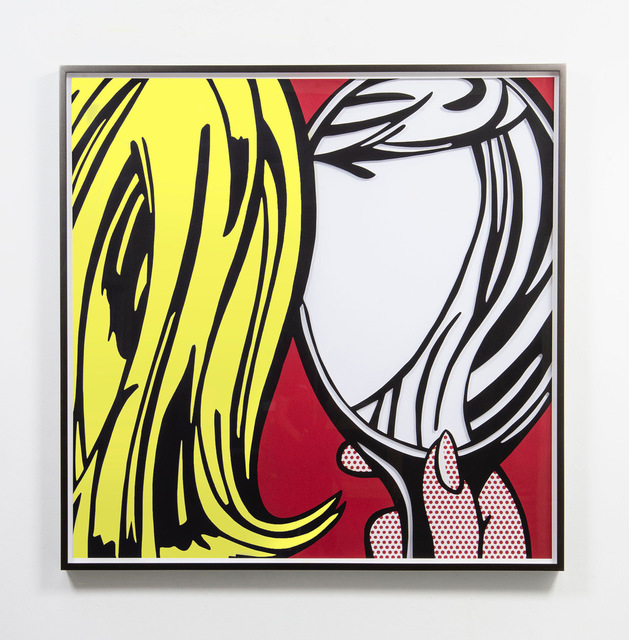 Jose Dávila, 'Untitled (Girl in Mirror) II', 2019, Sean Kelly Gallery