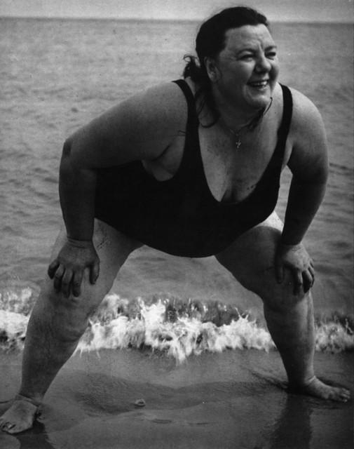 , 'Coney Island Bather, New York,' 1939-1941, Keitelman Gallery