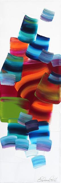 Stephanie Rivet, 'Flow 46', 2019, Painting, Acrylic Paint on Canvas, Artspace Warehouse