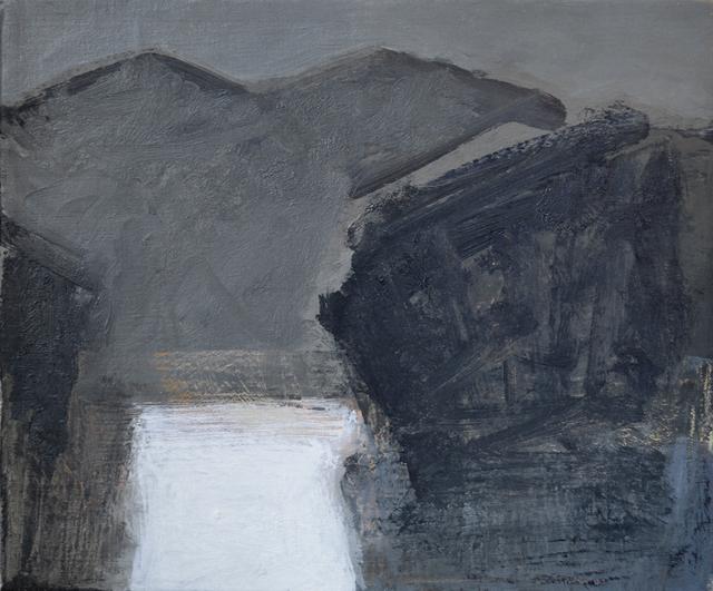 Susannah Phillips, 'Landscape 13', 2014, Painting, Oil on linen, Bookstein Projects