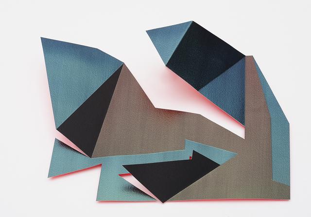 , 'Study for Sainte-Bernadette 4,' 2017, Charles Nodrum Gallery