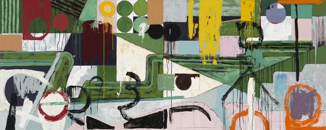 , 'San Fernando No. 2,' 2017, Andra Norris Gallery