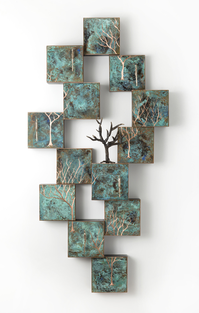 , 'Intertwined With The Trees 6,' , Avran Fine Art