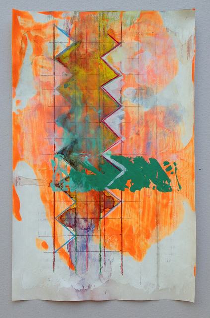 , 'Smoke,' 2015, Adah Rose Gallery